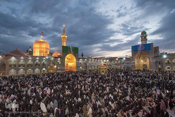 Photo of Shia Muslims across the world celebrate Imam al-Ridha's birth anniversary