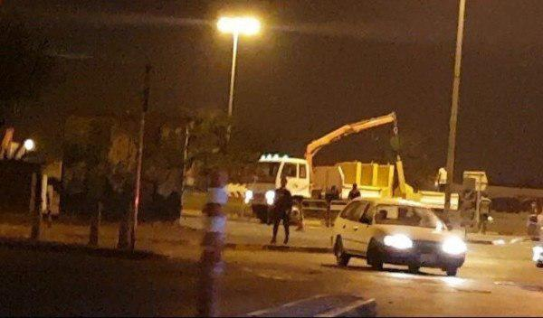 Photo of Bahraini government closes Diraz main entrance