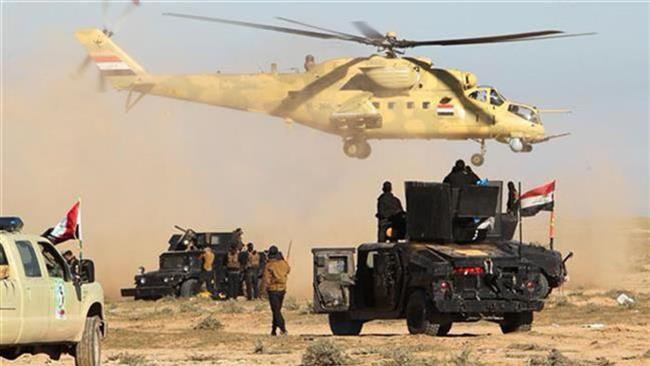 Photo of Iraqi military aircraft kill 170 Daesh terrorists