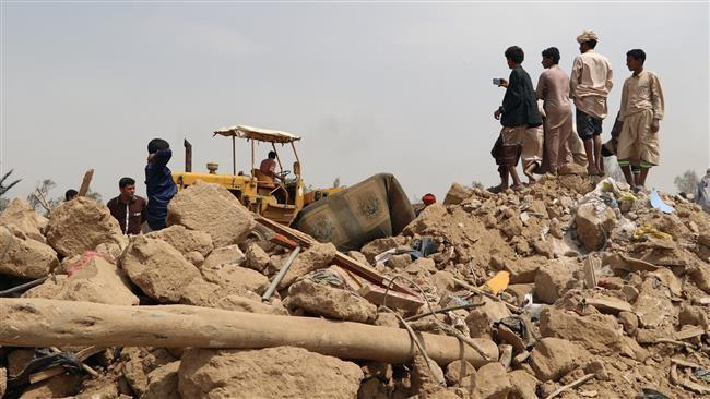 Photo of Over 10,000 Yemenis die due to Saudi aerial blockade: Rights group