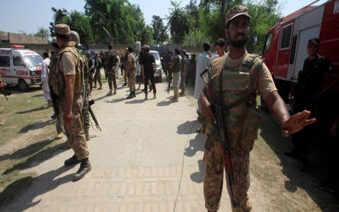 Photo of Major blast kills 15 in capital of Pakistan's Balochistan province