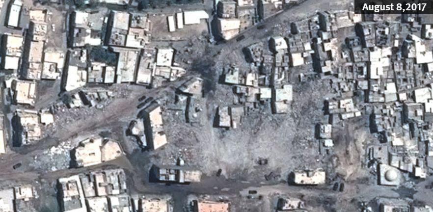 Photo of Saudi razes hundreds of houses in Shia-majority town