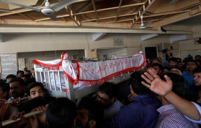 Photo of A prominent Shia man shot dead in Dera Ismail Khan