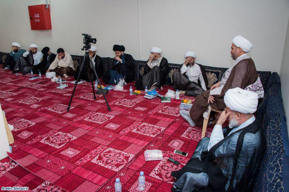 Photo of Ayatollah Shirazi pilgrimage mission starts its daily activities in Mecca
