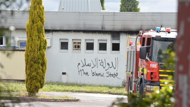 Photo of Three charged over Australia 'ISIS-inspired' Shia mosque arson