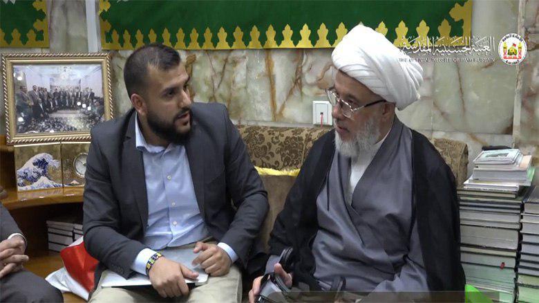 Photo of VR film on al-Taf battle of Imam Hussein displayed in Karbala soon
