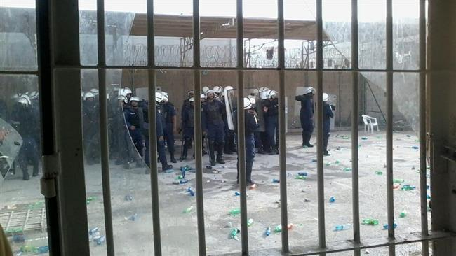 Photo of Bahrain forces attack mourning Shia inmates in Jaw prison