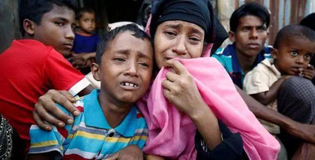 Photo of 3,500 Rohingya Muslims flee Myanmar for Bangladesh
