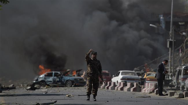 Photo of Suicide attack in Helmand leaves more than 30 people dead, wounded