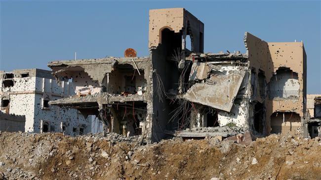 Photo of Saudi regime forces demolish Shia mosque in Awamiyah
