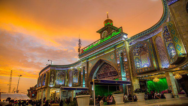 Photo of Topographical changes around Imam Hussein Shrine