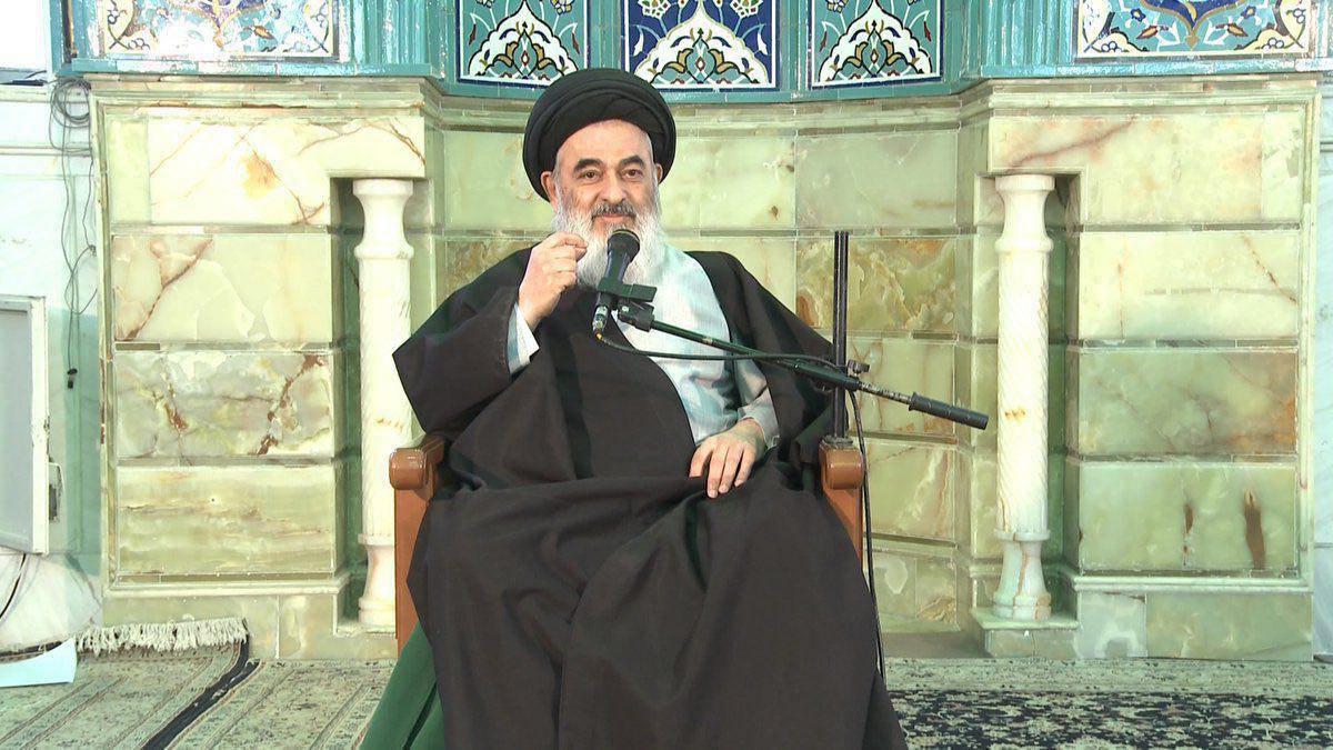 Photo of Ayatollah Shirazi's Post Fiqh lessons begin in holy Qom