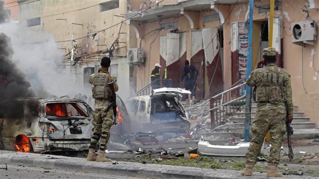 Photo of Al-Shabab bombing kills 12 in Somalia's Puntland