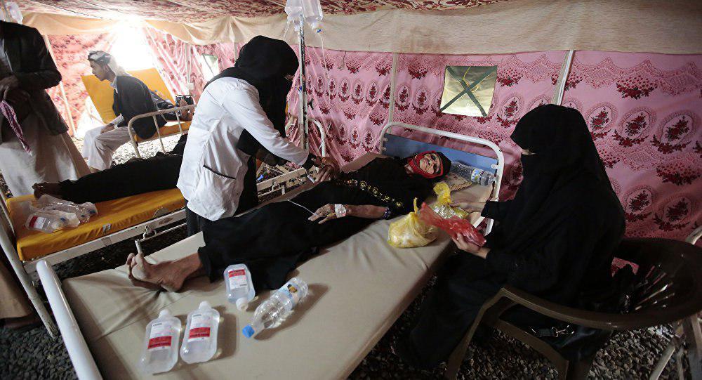 Photo of Number of cholera cases in Yemen's coastal regions spikes