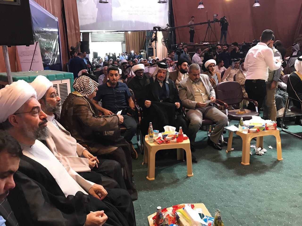 Photo of Musbah al-Hussein Foundation holds its founding conference in Karbala