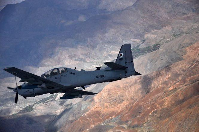 Photo of AAF carries out deadly airstrikes on Taliban in Nuristan leaving over 50 dead