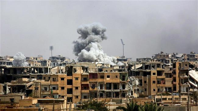 Photo of Over 2,800 Syrian civilians killed in US-led airstrikes in 3 years: SOHR