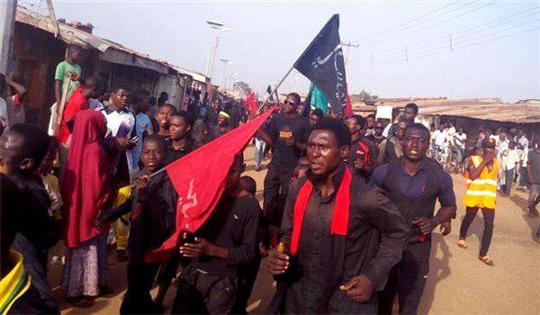 Photo of Nigerian security forces raid Imam Hussein mourning rituals in Kaduna, Zaria