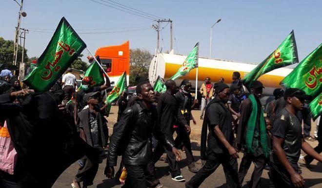 Photo of Nigerian Shias hold Ashura in 60 cities, demand Ayatollah Zakzaky's release