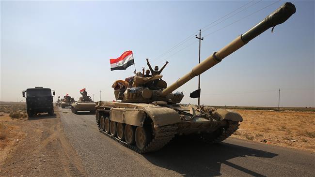 Photo of Iraqi forces take control of 'vast' regions in Kirkuk