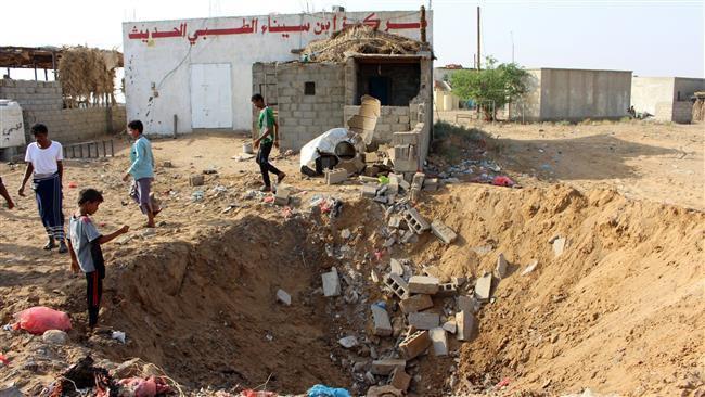 Photo of 10 dead as Saudi warplanes bomb civilian targets in Yemen