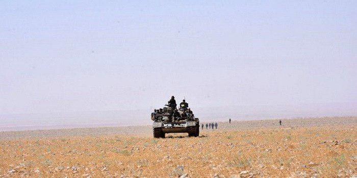 Photo of Syrian Army advances towards Khasham, clashes with ISIS in Deir Ezzor