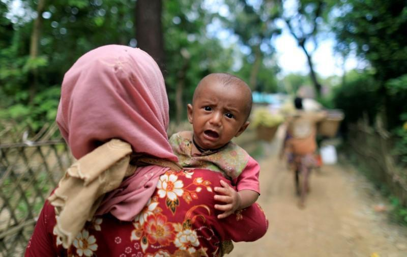 Photo of Rohingya children refugees face hell on earth in Bangladesh camps: UNICEF