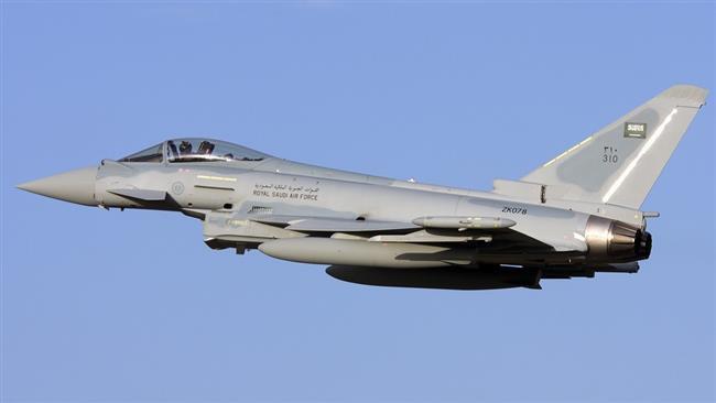 Photo of Yemeni forces target Saudi Typhoon fighter jet over Sana'a