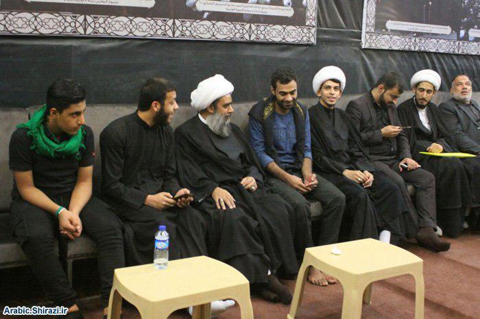 Photo of Ayatollah Shirazi mission begins their activities in holy Karbala +  Photos