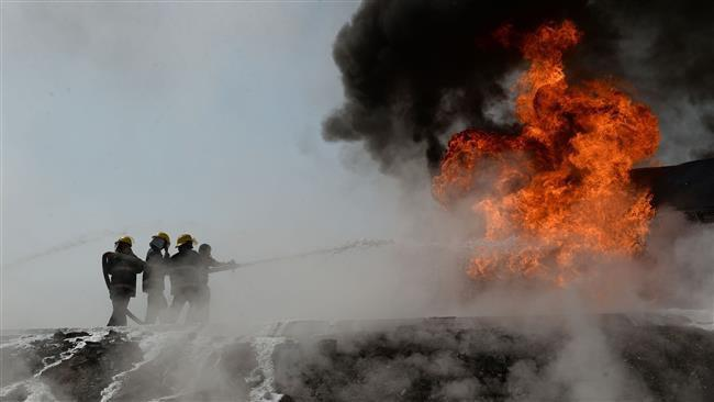 Photo of Tanker explosion kills 15 in northern Afghanistan