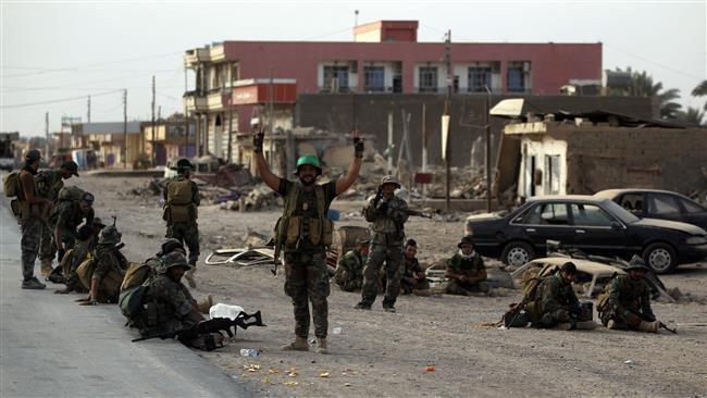 Photo of Iraqi forces liberate al-Qaim from Daesh control, PM congratulates troops