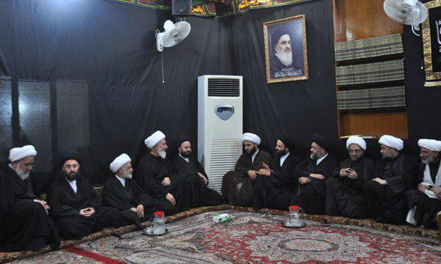 Photo of Grand Ayatollah Shirazi office in Karbala continues activities related to Arbaeen pilgrimage