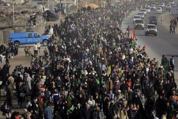 Photo of Routes to Karbala packed with pilgrims ahead of Arbaeen