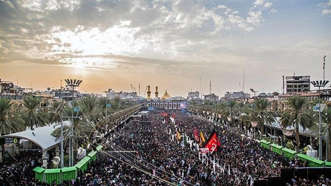 Photo of Millions of mourners in Karbala to mark Arbaeen