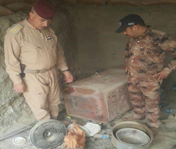 Photo of Terrorist plot against Arbaeen pilgrims foiled in Iraq