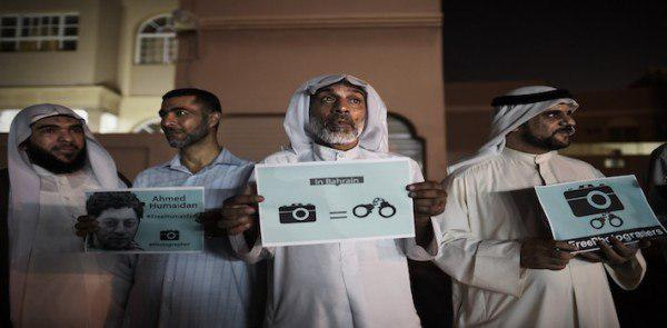 Photo of Reporters Without Borders condemn life sentence revocation of nationality of Bahraini blogger & journalist