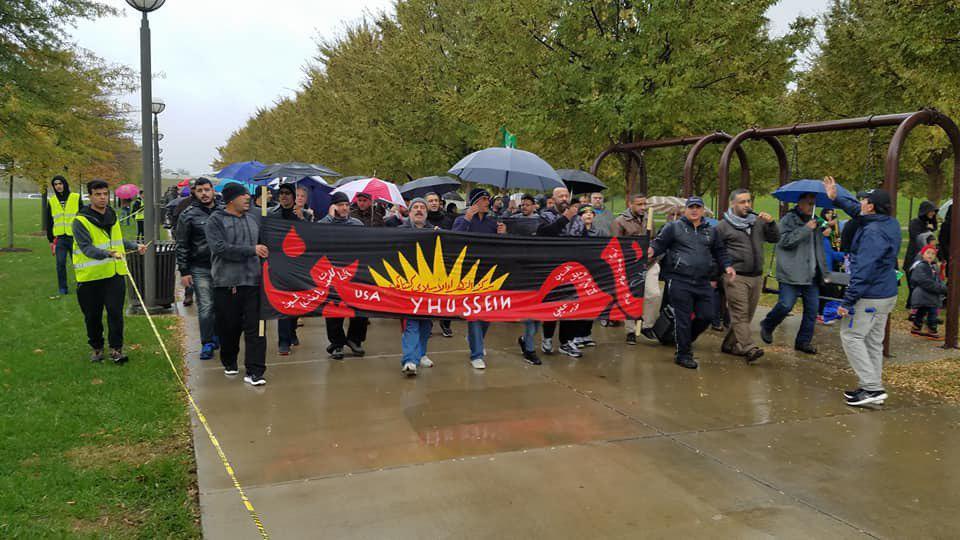 Photo of Photos: Arbaeen March in Louisville, Kentucky