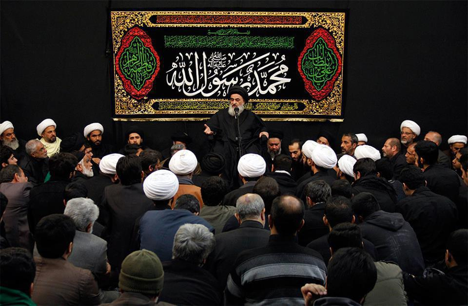 Photo of Grand Ayatollah Shirazi to deliver a speech on prophet's martyrdom anniversary