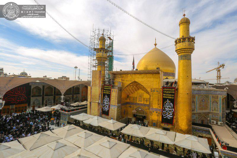 Photo of Najaf finalizes preparations to receive 3 million pilgrims on Prophet's martyrdom