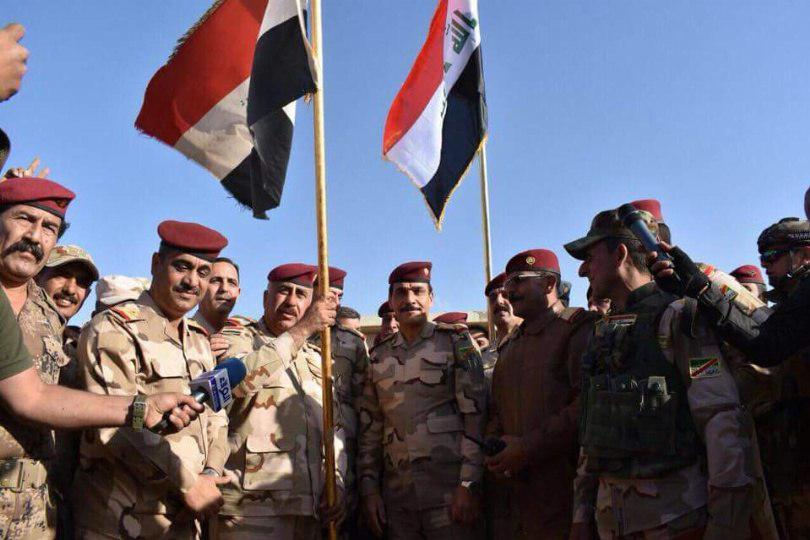 Photo of Iraqi forces liberate last ISIS-held town Rawa near Syrian border