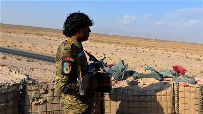 Photo of Taliban militants kill 6 policemen in Afghanistan's western province of Farah