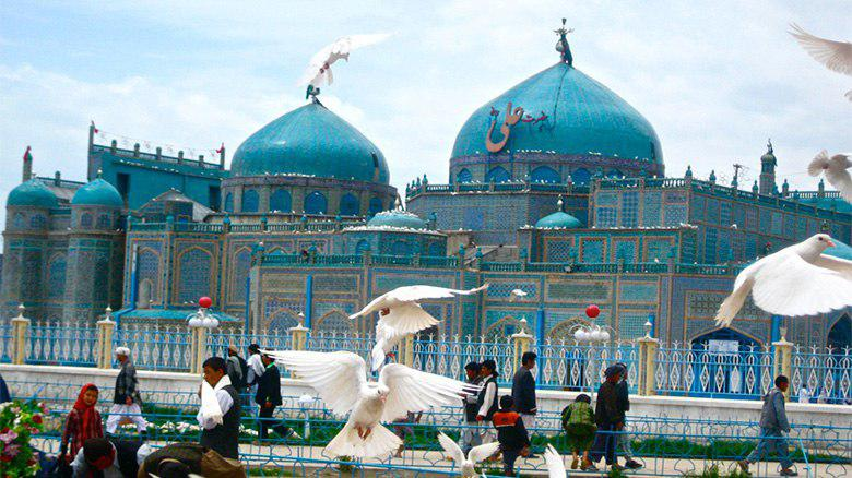 Photo of Imam Hussein Holy Shrine sponsors the establishment of religious in Afghanistan