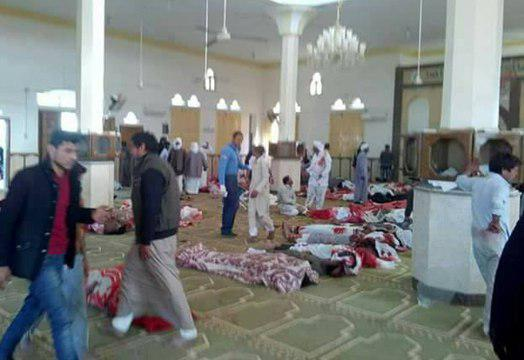 Photo of Egypt mosque attack death toll climbs above 300