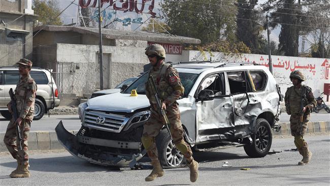 Photo of Bomb attack kills four, injures 19 in southwestern Pakistan