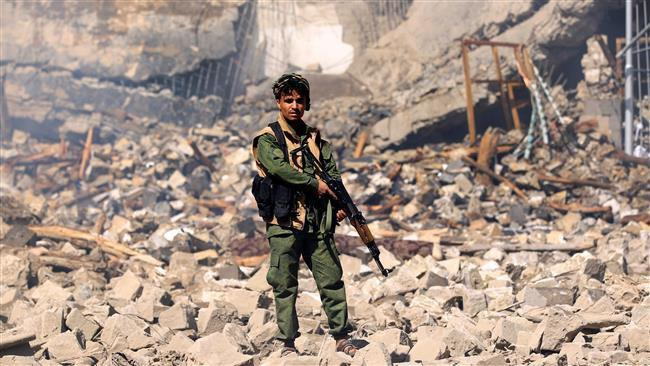 Photo of Saudi airstrikes on training base kill 26 people in Yemen's Hajjah province