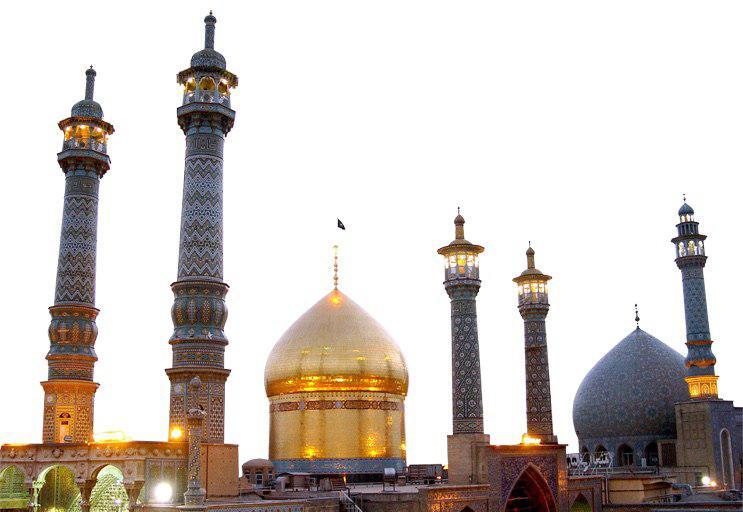 Photo of Shias celebrate the arrival anniversary of Lady Fatima al-Ma'suma to holy Qom