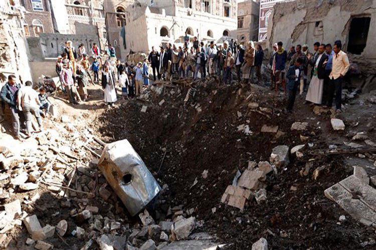 Photo of 24 killed as Saudi warplanes target three Yemeni provinces