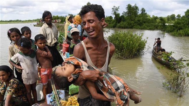 Photo of 6,700 Rohingya killed in Myanmar only in one month