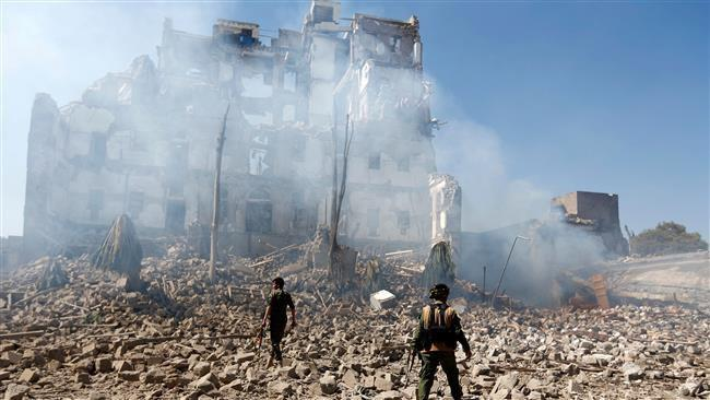Photo of Saudi warplanes kill more than 70 people in Yemen