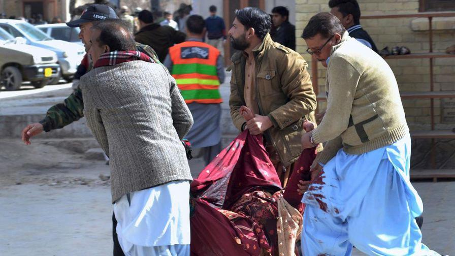 Photo of Security stepped up in Pakistan after ISIS targets church, kills 9